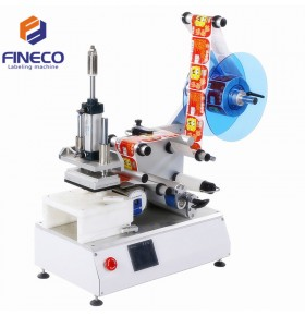 FK615 Semi Automatic Flat Bottle Labeling Machine