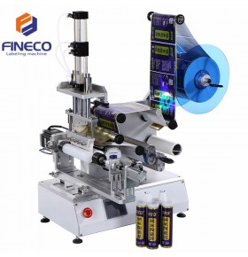 FK616 Semi Automatic Square Bottle Labeling Machine