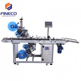FK811C Automatic Top&Bottom Labeling Machine