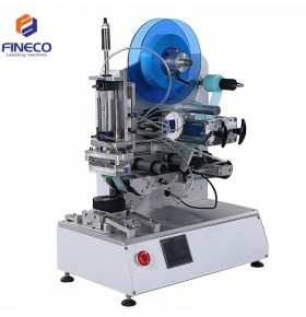 FK618 Semi Automatic High Precision Plane Labeling Machine