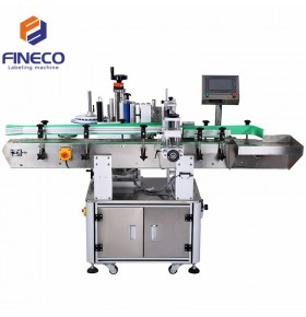 FK805 Automatic Round Bottle Labeling Machine(Cylinder Type)