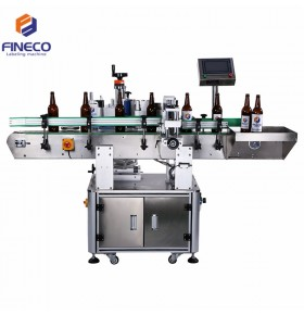 FK806 Automatic Wine Bottle Labeling Machine