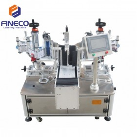 FK909 Semi Automatic Double Side Labeling Machine