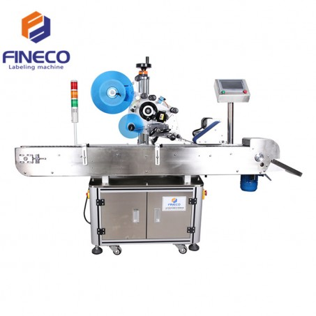 FK807 Automatic Horizontal Round Bottle Labeling Machine