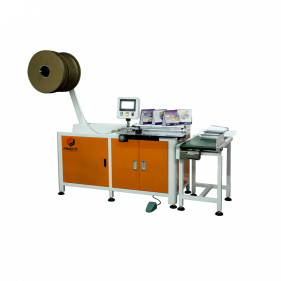 FK520 Double-coil binding machine