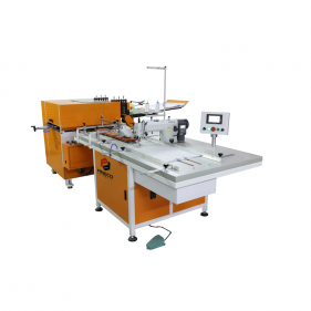 FK530H Auto Sewing & Folding Paper Machine