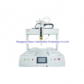 FK-C230II Single head double Y screw machine