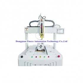 FK-S200II-Z Double head double Y automatic screw locking machine