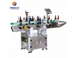 Specification of Wine Bottle Labeling Machine at Fineco